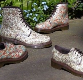Dr. Martens A/W 2011 Collection