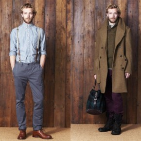 Plectrum by Ben Sherman A/W '11