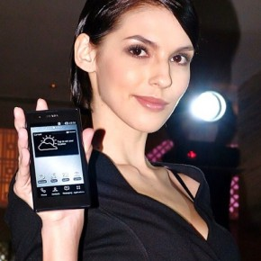 PRADA phone by LG 3.0: Chic & Sleek