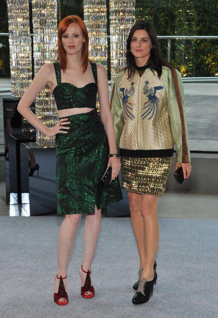 WTFSG-2012-CFDA-Awards-Karen-Elson-Tabitha-Simmons