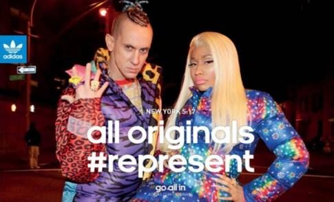 adidas originals all originals represent campaign – Fashion