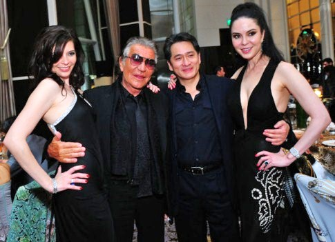 Roberto Cavalli Debuts In Singapore