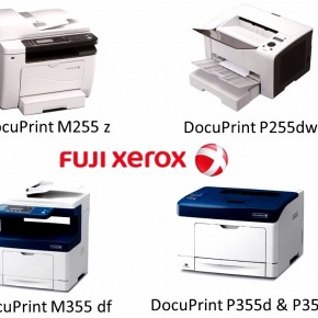FUJI XEROX DOCUPRINT Monochrome Series