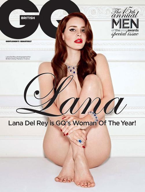 Lana Del Rey Nude