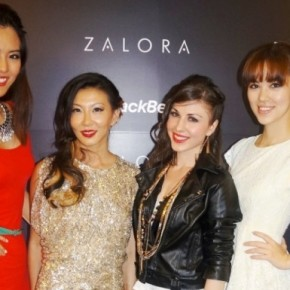 BlackBerry + Zalora = Fashionably Bold
