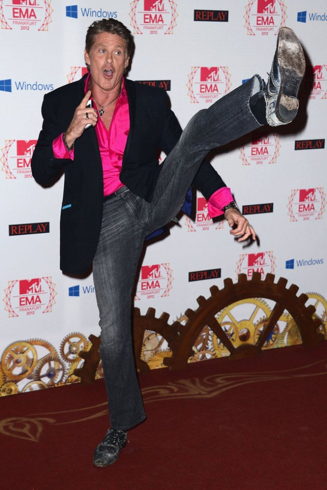 WTFSG_2012-MTV-Europe-Music-Awards-Red-Carpet_David-Hasselhoff