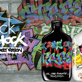 Calvin Klein's CK one Shock Street Edition
