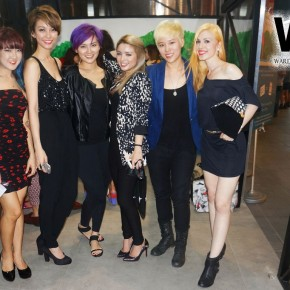 Samsung Fashion Steps Out @ Mandarin Gallery