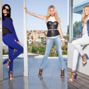 Guess Denim's Spring/Summer 2013 Lookbook