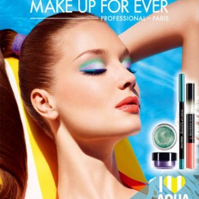 MAKE UP FOREVER NEW AQUA SUMMER 2013 : THE FLAWLESS & PLAYFUL