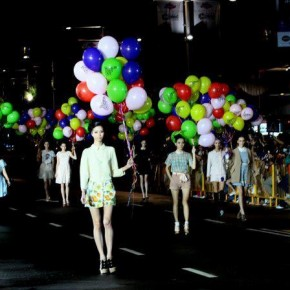 Fashion Steps Out On Orchard Road