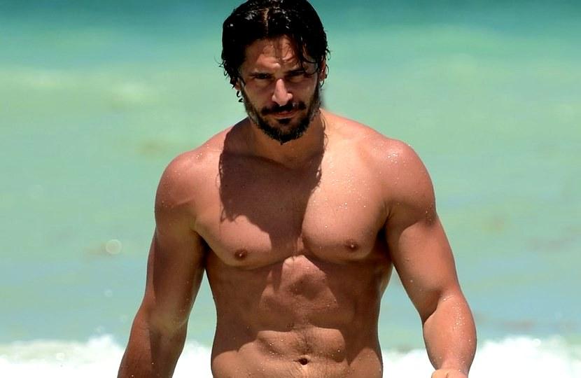 True Blood Hunk Joe Manganiello's Hot Body Can Be Yours
