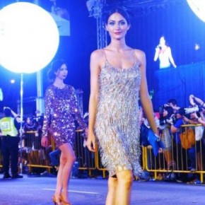 Samsung Fashion Steps Out On Orchard Road 2013