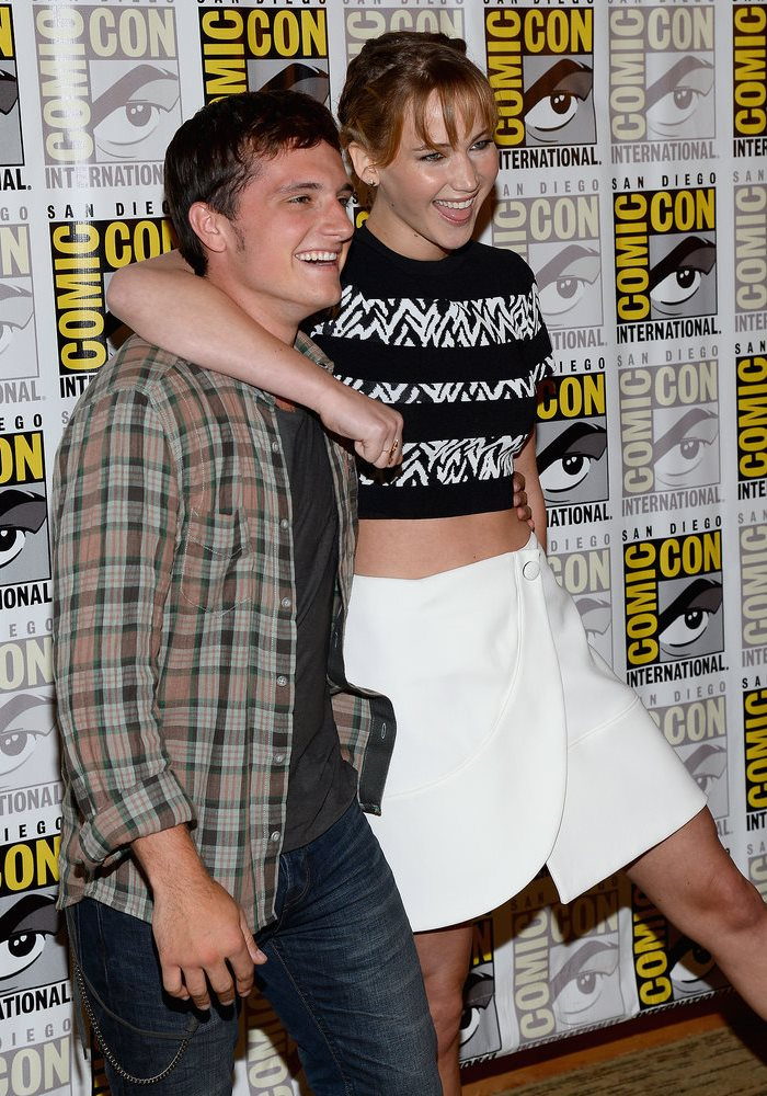 WTFSG-2013-comic-con-Josh-Hutcherson-Jennifer-Lawrence