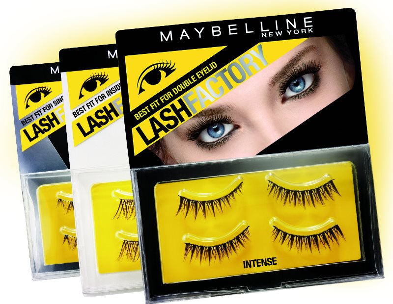 Maybelline lash factory lashes
