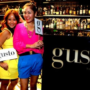 Official Launch of GUSTO at ION Orchard