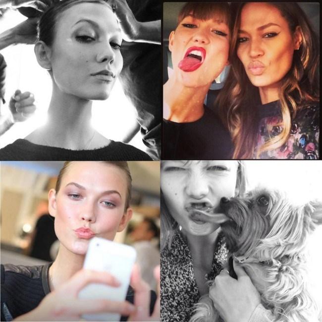 WTFSG-Best-Model-Selfies-Karlie-Kloss