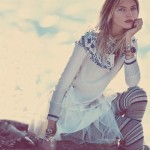 """Free People Taps Karlie Kloss, Anna Selezneva + More for """"Mystical Holiday"""""""