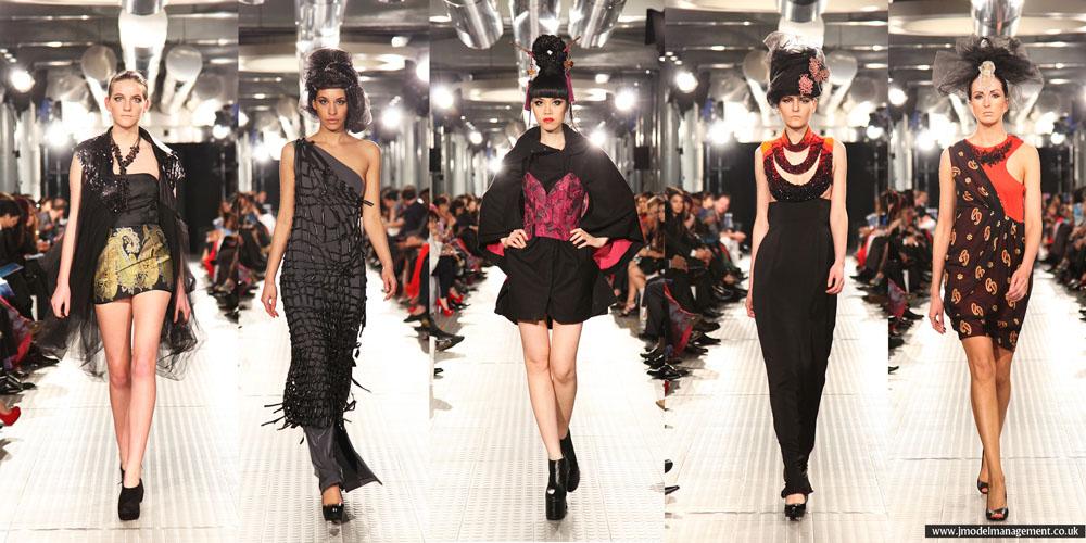 WTFSG-j-spring-fashion-show-on-petronas-twin-towers-skybridge-kuala-lumpur-Limkokwing