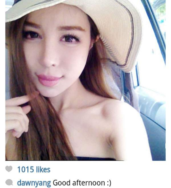 WTFSG-local-celeb-instagrams-Dawn-Yang-1