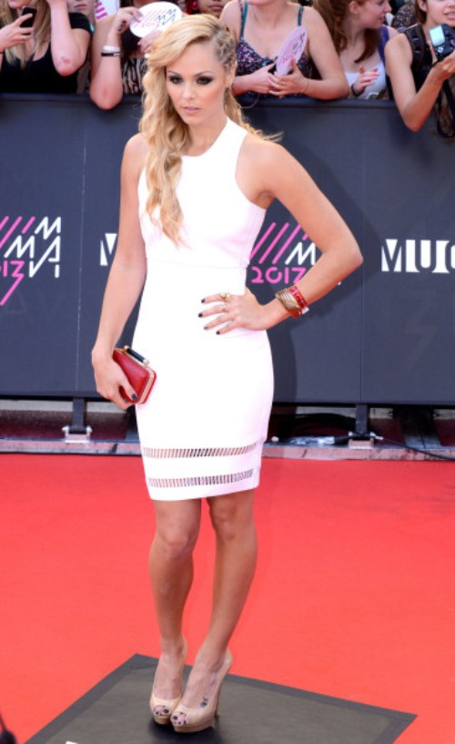 2013 MuchMusic Video Awards at MuchMusic HQ - Arrivals Featuring: Laura Vandervoort Where: Toronto, Ontario, Canada When: 16 Jun 2013 Credit: WENN.com