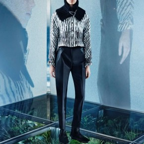Balenciaga Pre-Fall 2014 Lookbook