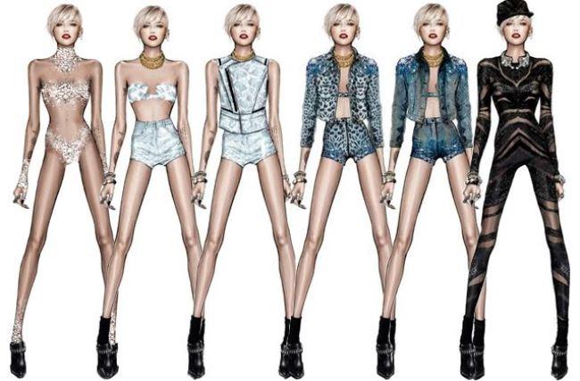 WTFSG-Roberto-Cavali-for-Miley-Cyrus-Bangerz-World-Tour-2014