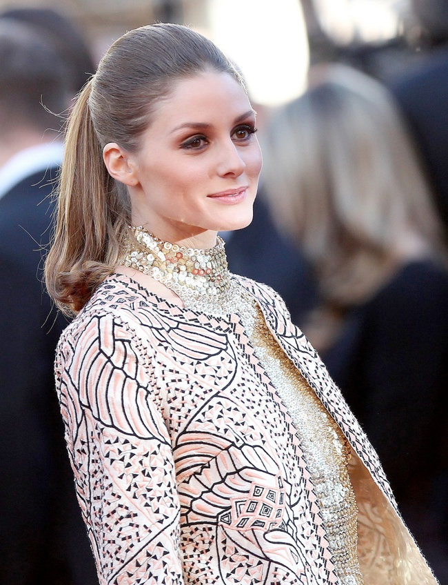 OLIVIA PALERMO at The Immigrant Premiere