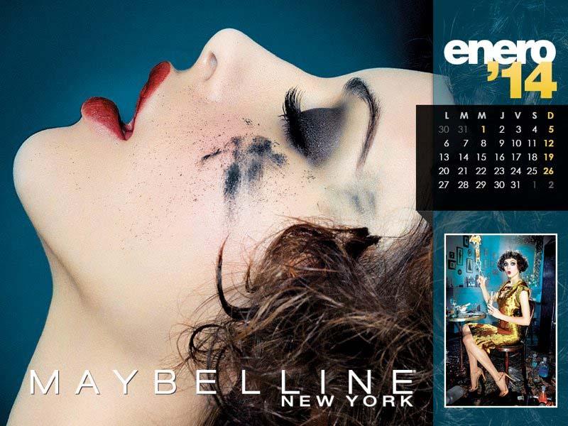 WTFSG-maybelline-calendar-2014-Jan-Charlotte-Kemp-Muhl