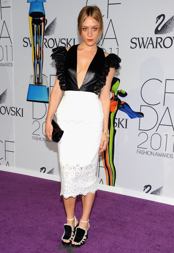 WTFSG-2011-CFDA-Awards-Chloe-Sevigny-Opening-Ceremony-Resort-2012