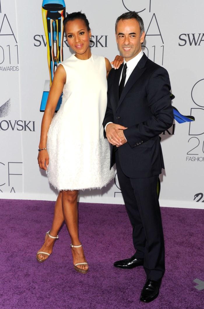 WTFSG-2011-CFDA-Awards-Kerry-Washington-Calvin-Klein-Francisco-Costa