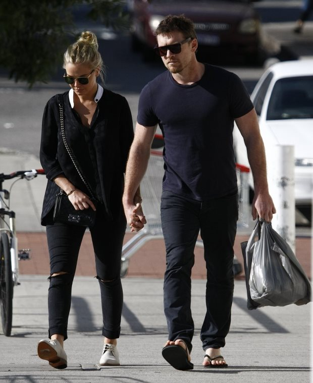 WTFSG-Lara-Bingle-Sam-Worthington-Perth-January-2014