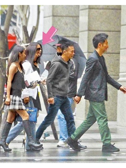 WTFSG-Vivian Hsu-Sean-Lee-Simon-Yam-spotted-Singapore