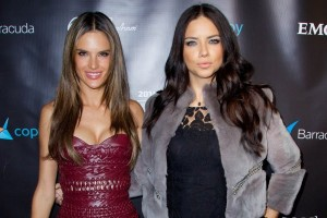 WTFSG-adriana_lima_alessandra_ambrosio_lace_leather-hot-pair
