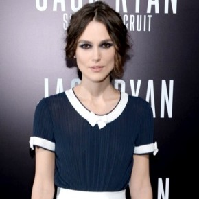 "Keira Knightley is Demure in Chanel at the ""Jack Ryan: Shadow Recruit"" Premiere"