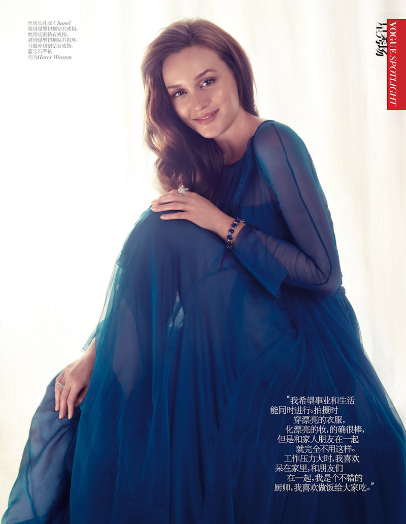 leighton meester is elegant in shanghai for vogue china august 2012