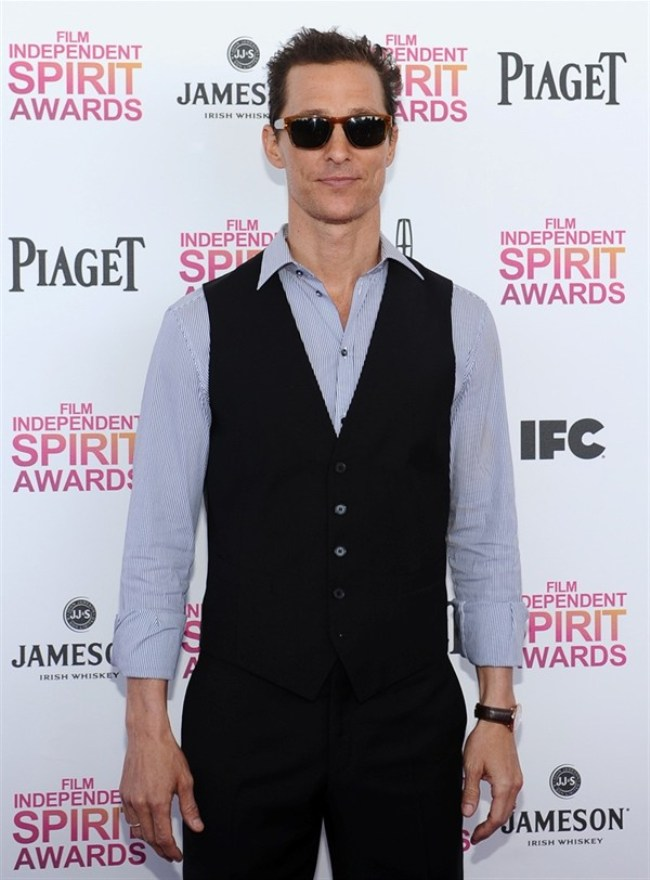 WTFSG-2013-film-independent-spirit-awards-Matthew-McConaughey