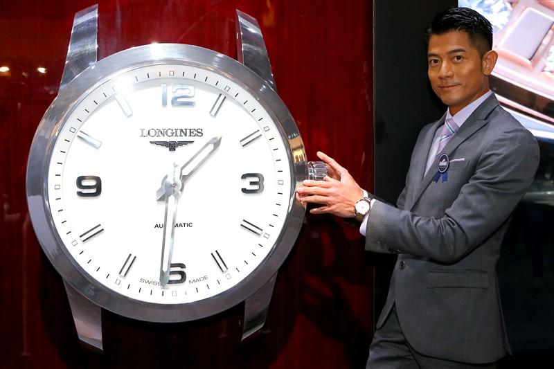 WTFSG-2014-longines-hong-kong-masters-aaron-kwok-ambassador-Elegance