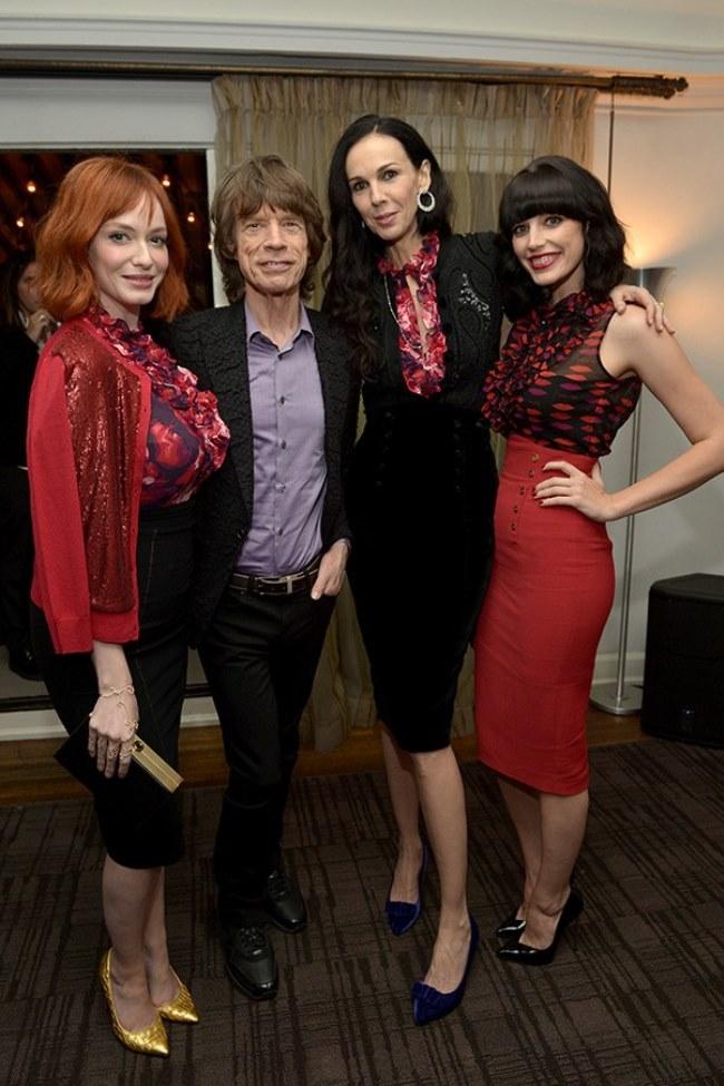 WTFSG-LWren-Scott-Mick-Jagger-Christina-Hendricks-Jessica-Pare-Banana-Republic-2013