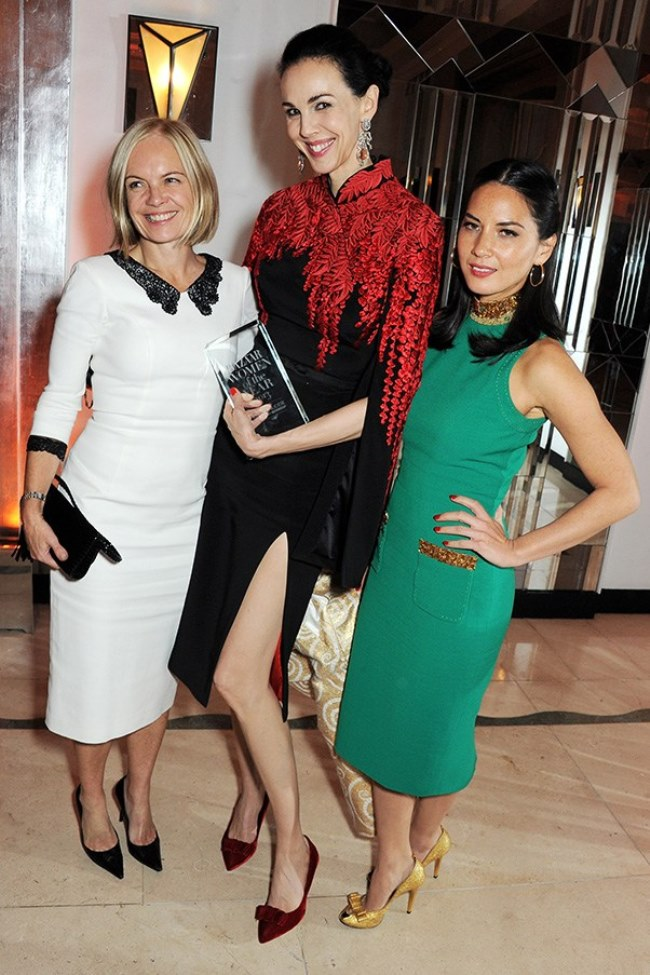 WTFSG-Mariella-Frostrup-LWren-Scott-Olivia-Munn-US-Harpers-Bazaar-Women-Year-awards-London-2013