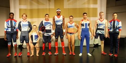 WTFSG-Team-GB-models-olympics-2012-kit