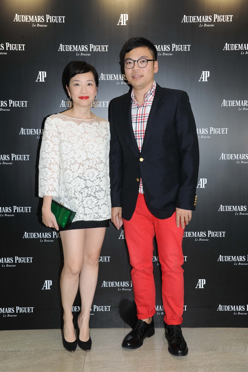 WTFSG-audemars-piguet-global-associate-partner-art-basel-Yenn-Wong-Alan-Lo