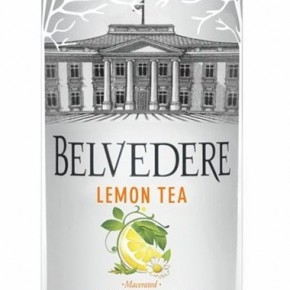 Newly Launched: The Belvedere Lemon Tea