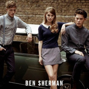 Ben Sherman Fall 2014 Ads by Sam Bisso