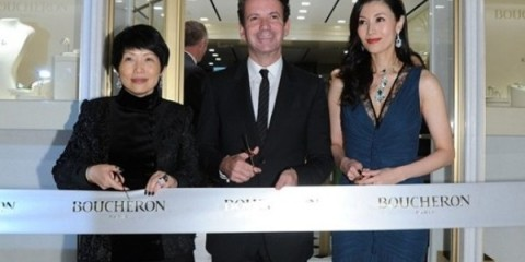 WTFSG-boucheron-unveils-new-concept-store-in-hong-kong-ribbon-cutting