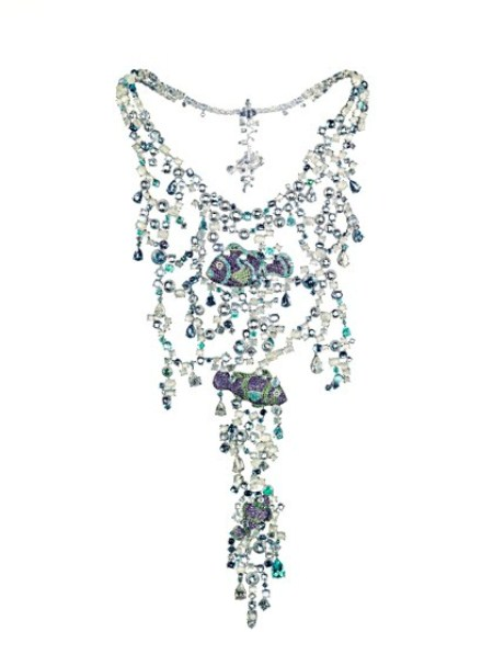 WTFSG-chopard-150-collection-Clownfish-plastron-necklace
