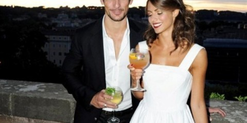 WTFSG-david-gandy-martini-Luck-is-an-Attitude-campaign-with-Silvia-Pedetti