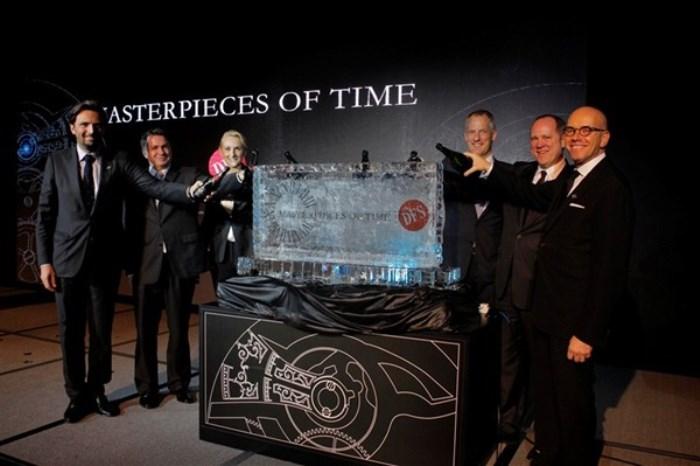 WTFSG-dfs-group-opens-masterpieces-of-time-iv-venetian-macao-Benjamin-Vuchot-David-Sylvester-Sibylle-Scherer-Philippe-Schaus-Michael-Schriver-Harold-Brooks