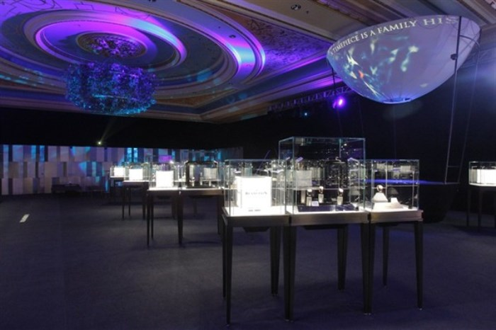WTFSG-dfs-group-opens-masterpieces-of-time-iv-venetian-macao-Boutique-Hall