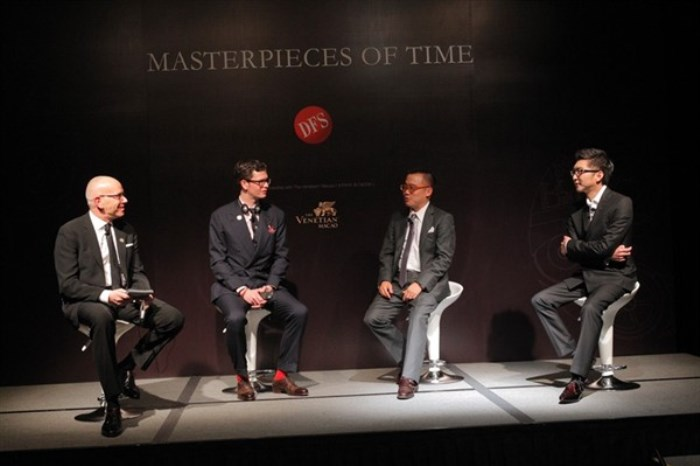 WTFSG-dfs-group-opens-masterpieces-of-time-iv-venetian-macao-Harold-Brooks-hosts-watch-forum